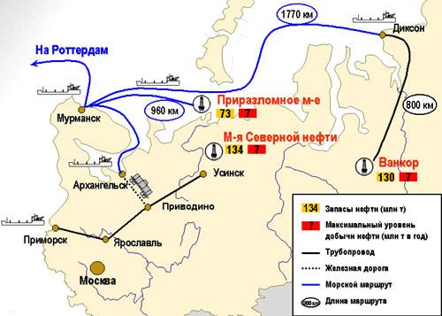 Схема проектных маршрутов