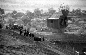 Ветряная мельница в Бешалме