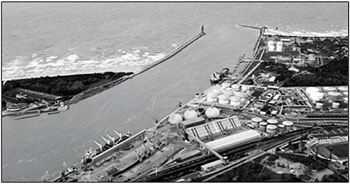 Клайпеда терминал клайпедос нафта